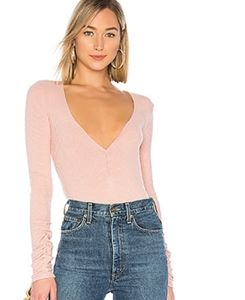 New Free People body suit